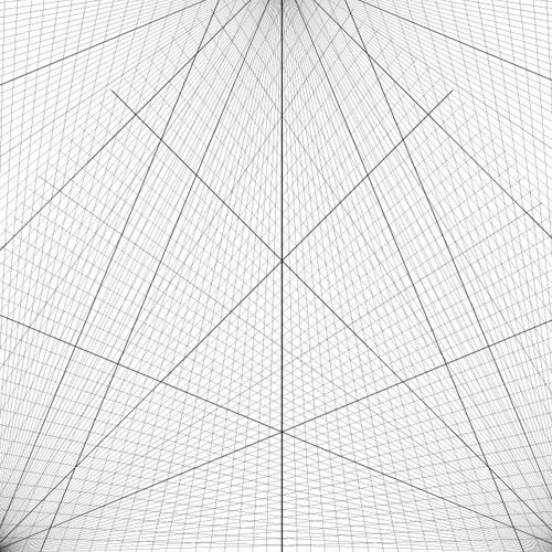 Perspective Grids by Adam Miconi