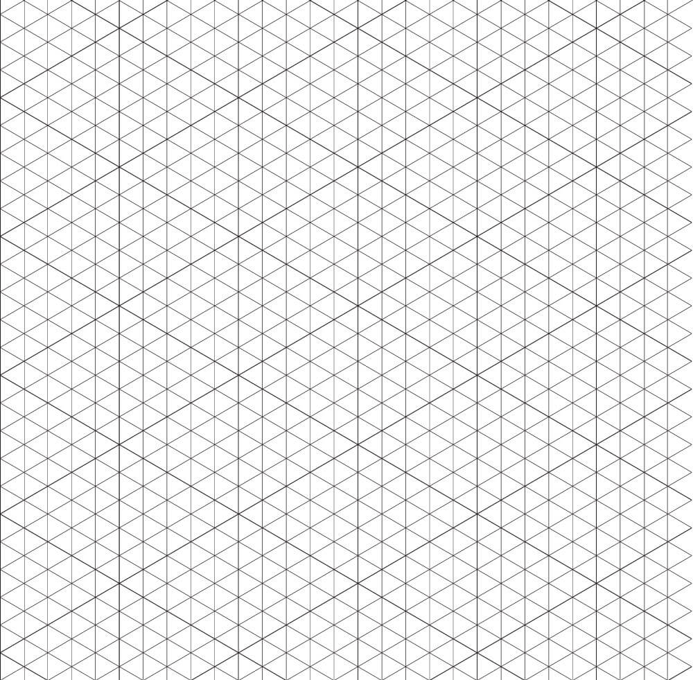 Isometric Perspective Grid Free Download by Adam Miconi