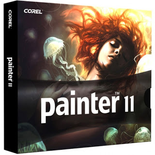 Corel Painter 2011 Box